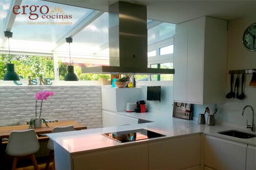 Diseño de Cocinas Modernas en Madrid