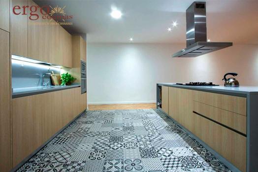 Diseño de Cocinas Abiertas al Salon en Madrid
