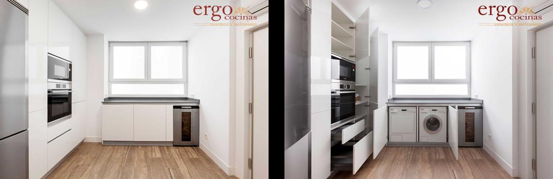 Diseño de Cocinas Integrales en Madrid Centro 2020